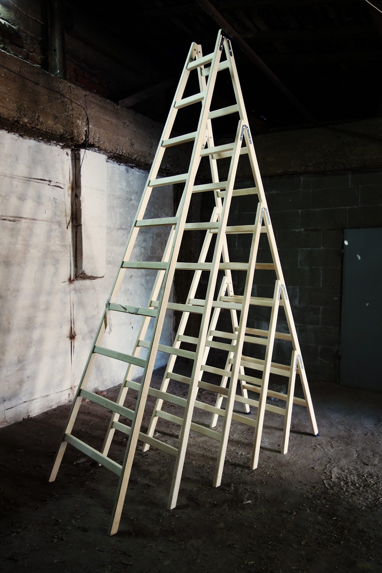 The Ladder, 2015